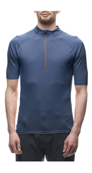 Houdini M's Airborn Velo Tee Canyon Blue